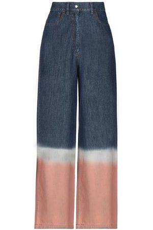 Hache DENIM - Denim trousers