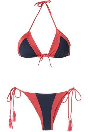 Brigitte Duo colourblock bikini