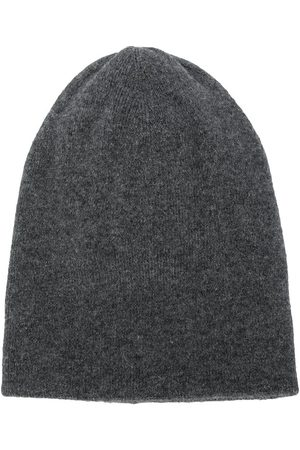 Brunello Cucinelli Kids Boys Beanies - Knitted cashmere beanie