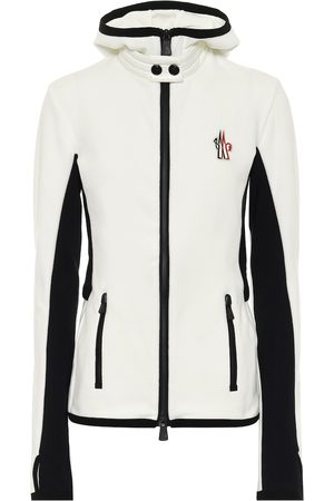 Moncler Zipped fleece jacket