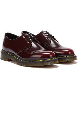 Dr. Martens Dr. Martens 1461 Vegan Womens Cherry Shoes