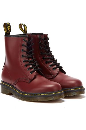 Dr. Martens Dr. Martens 1460 Smooth Mens Cherry Leather Boots