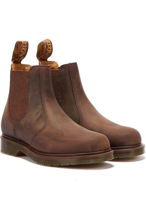 Dr. Martens Dr. Martens 2976 Crazy Horse Womens Gaucho Boots