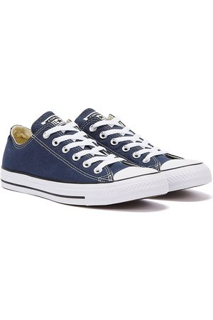 Converse CT Low Womens Navy Canvas Trainers
