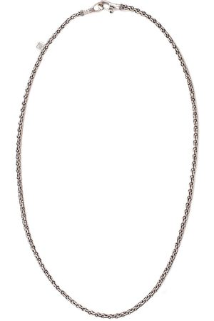 John Varvatos Cable link chain necklace