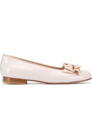 Scarosso Cloe ballerina shoes - Neutrals