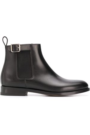 Scarosso Buckled chelsea boots