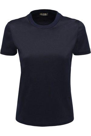 Loro Piana Cotton Jersey T-shirt