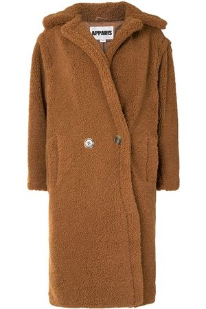 Apparis Daryna faux-shearling coat