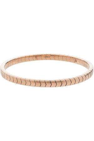 JACQUIE AICHE Women Bracelets - 14kt rose gold chevron stretch bracelet