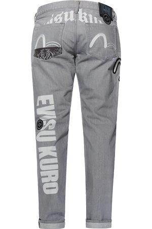Evisu Graphics Embroidered Slim Fit Jeans 2010