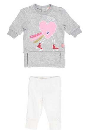 Billieblush BODYSUITS & SETS - Baby fleece sets