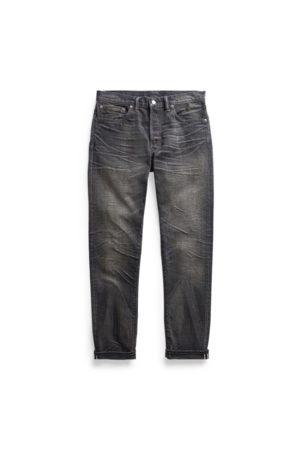 RRL Slim Narrow Fit Selvedge Jean