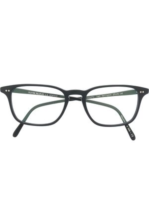 Oliver Peoples Square frame glasses