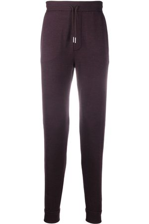 Ermenegildo Zegna Wool knit jogging bottoms
