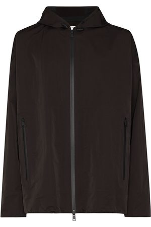 Bottega Veneta Zip-front windbreaker jacket