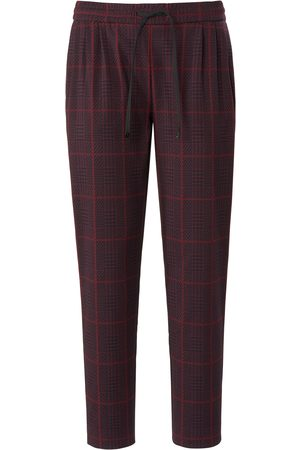 Mybc Pull-on style jersey jogger style trousers multicoloured size: 10