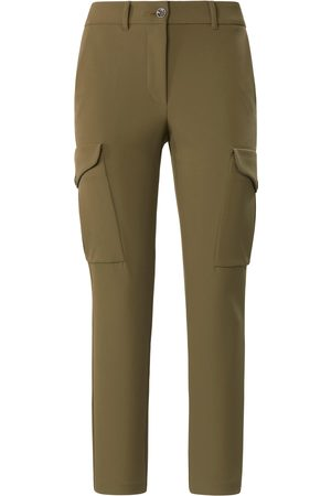 STEHMANN Cargo style 7/8-length trousers size: 10