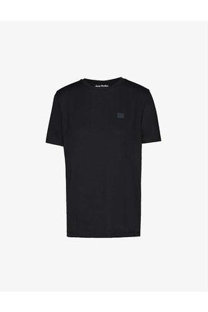 Acne Studios Ellison logo-print cotton-jersey T-shirt