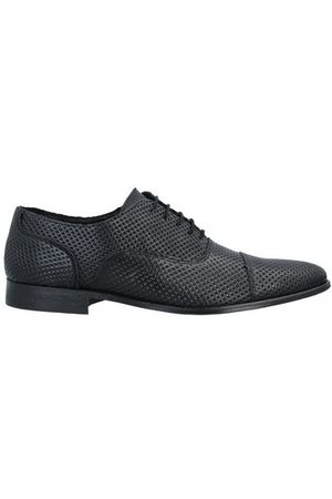 GREY DANIELE ALESSANDRINI FOOTWEAR - Lace-up shoes
