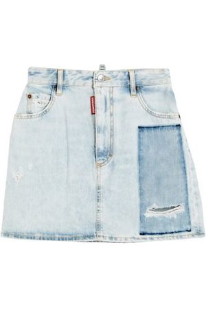 Dsquared2 DENIM - Denim skirts