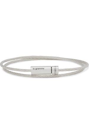 Le Gramme Le 9 Sterling Bracelet