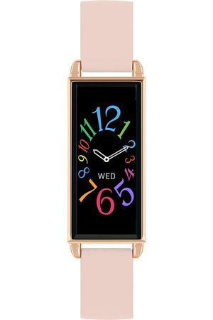 Reflex Active Series 2 Smart Watch With Colour Touch Screen And Nude Pink Strap