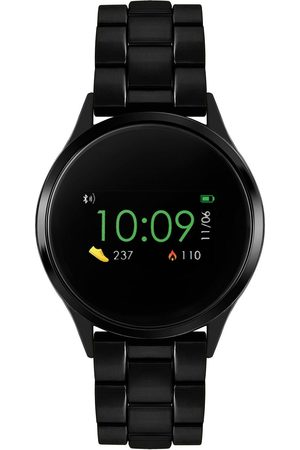 Reflex Active Series 4 Smart Watch With Colour Touch Screen And Black Stainless Steel Bracelet