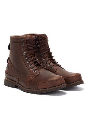 Timberland Originals II 6 Inch Mens Dark Boots