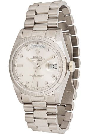 Rolex Men Watches - 1982 pre-owned Oyster Day-Date 36mm