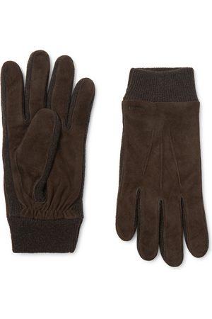Hestra Men Gloves - Geoffrey Suede Gloves