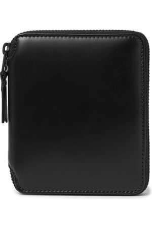 Comme des Garçons Men Purses & Wallets - Leather Zip-Around Wallet