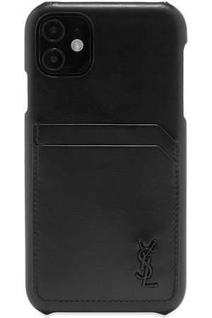 Saint Laurent Tiny Monogram iPhone 11 Case