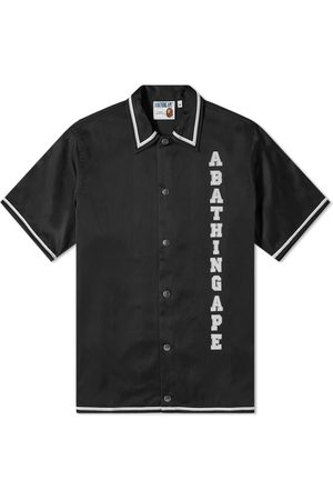 AAPE BY A BATHING APE Men Short sleeves - Short Sleeve Relaxed Classic Disco Shirt