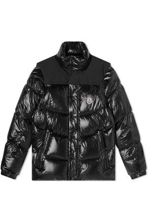 Moncler Leschaux Removable Sleeve Down Jacket