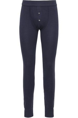 RON DORFF Stretch Cotton Base Layer Pants