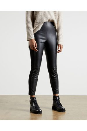 Ted Baker Women Leggings - Faux Leather Leggings