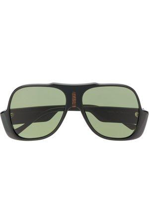 Gucci GG aviator-frame sunglasses
