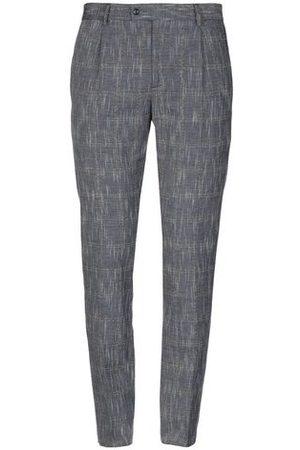 GREY DANIELE ALESSANDRINI Men Trousers - TROUSERS - Casual trousers