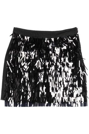 Pinko Women Denim Skirts - DENIM - Denim skirts
