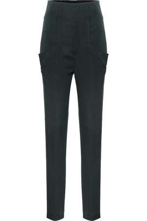 Isabel Marant Padme high-rise wool pants