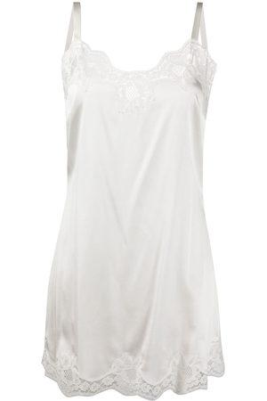 Dolce & Gabbana Lace-detail slip dress