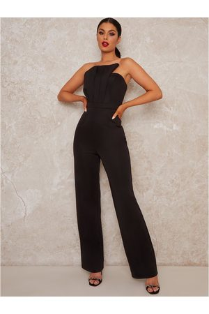 Chi Chi London Deiree Wide Leg Jumpsuit
