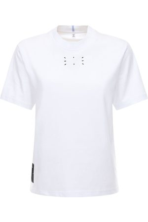 McQ Logo Cotton Jersey T-shirt