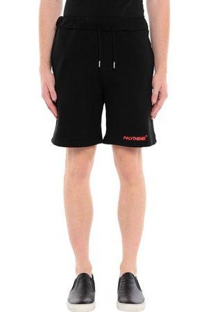 POLYTHENE* TROUSERS - Bermuda shorts
