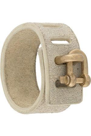 PARTS OF FOUR Bracelets - Restraint Charm cuff - Neutrals
