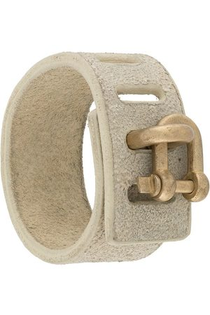 PARTS OF FOUR Restraint Charm cuff - Neutrals
