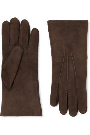 Loro Piana Men Gloves - Shearling Gloves