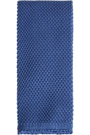 Dolce & Gabbana Square tip tricot tie