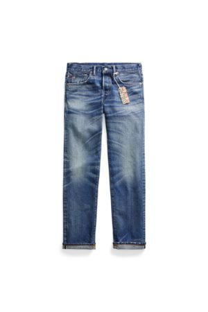 RRL Slim Fit Selvedge Jean